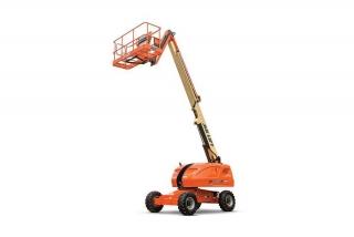 Xe nâng người boom lift cần thẳng (Telelscopic Lifts)
