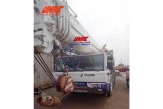 Xe cẩu bánh lốp Tadano ATF110 110 tấn đời 2014