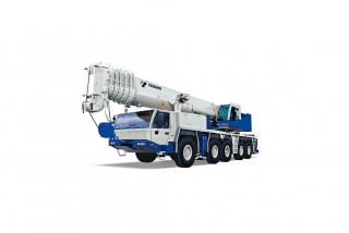 Xe cẩu bánh lốp Tadano 180 tấn ATF180 All Terrain Cranes