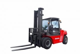 Đánh giá xe nâng dầu Forklift Trucks Manitou