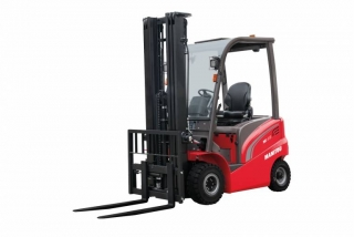 Xe nâng điện giá rẻ - Forklift Manitou